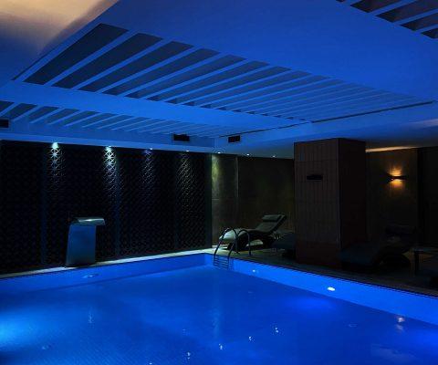 3 türkish bath beyazıt spa havuz